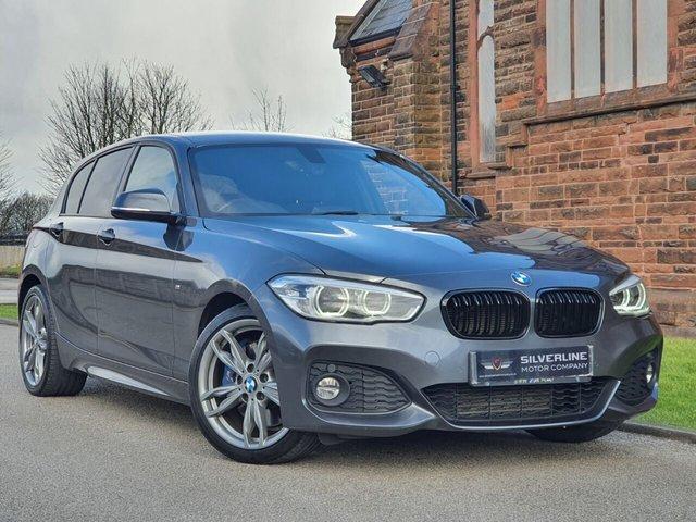 2015 65 BMW 1 SERIES 2.0 118D M SPORT 5d 147 BHP