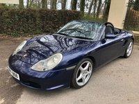 2003 PORSCHE BOXSTER 3.2 24V S 2d 260 BHP £6795.00