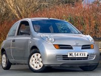 USED 2004 54 NISSAN MICRA 1.2 S 3d 80 BHP