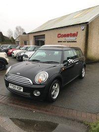 2009 MINI CLUBMAN 1.4 ONE 5d 94 BHP £2995.00