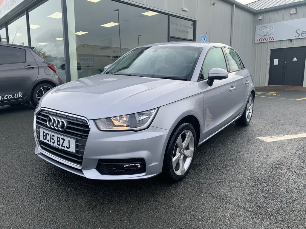 USED 2015 15 AUDI A1 1.4TFsi Sport 5 Door Sat Nav and Bluetooth