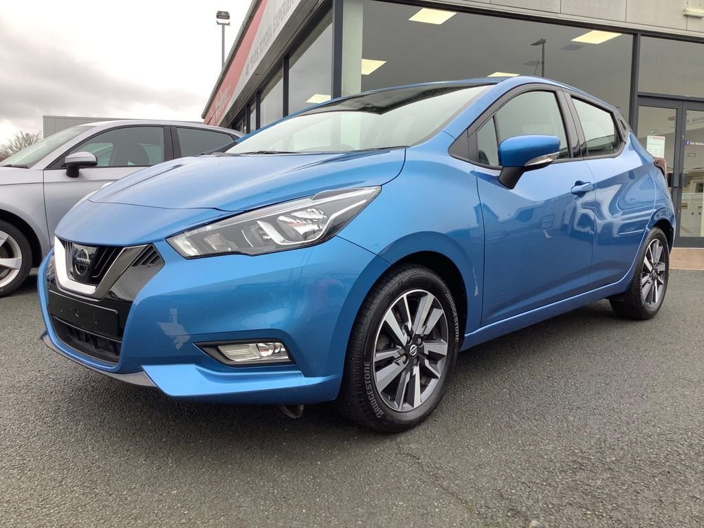 USED 2018 68 NISSAN MICRA 1.0 Cc Limited Edition 5 Door
