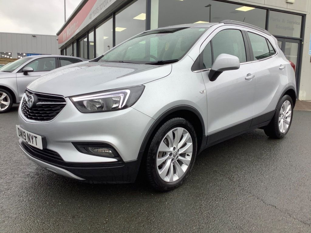 USED 2019 19 VAUXHALL MOKKA X Griffin Ecotec 1.4 5 Door 138bhp Heated Seats, Nav, DAB radio
