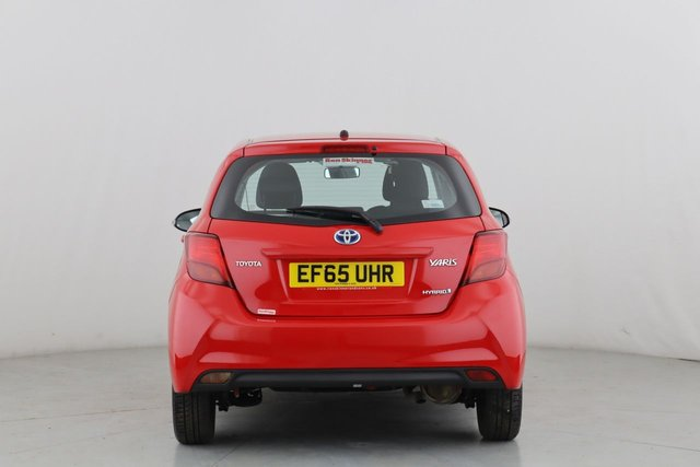 TOYOTA YARIS at Ron Skinner and Sons