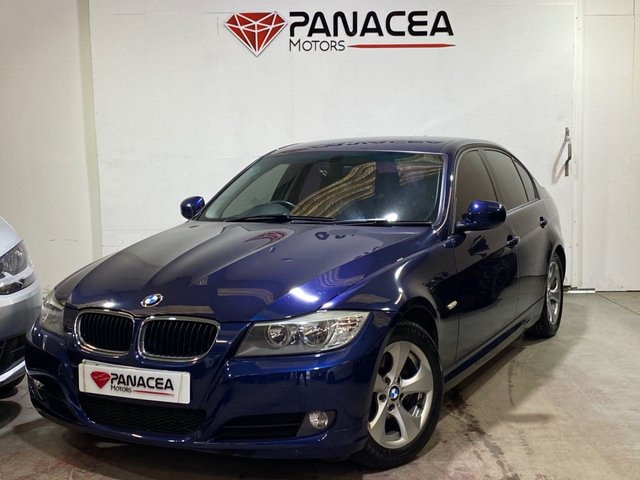 2011 11 BMW 3 SERIES 2.0 320D EFFICIENTDYNAMICS 4d 161 BHP