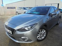 USED 2016 65 MAZDA 3 2.0 SE-L 5d 118 BHP Excellent Condition, No Deposit Finance Available