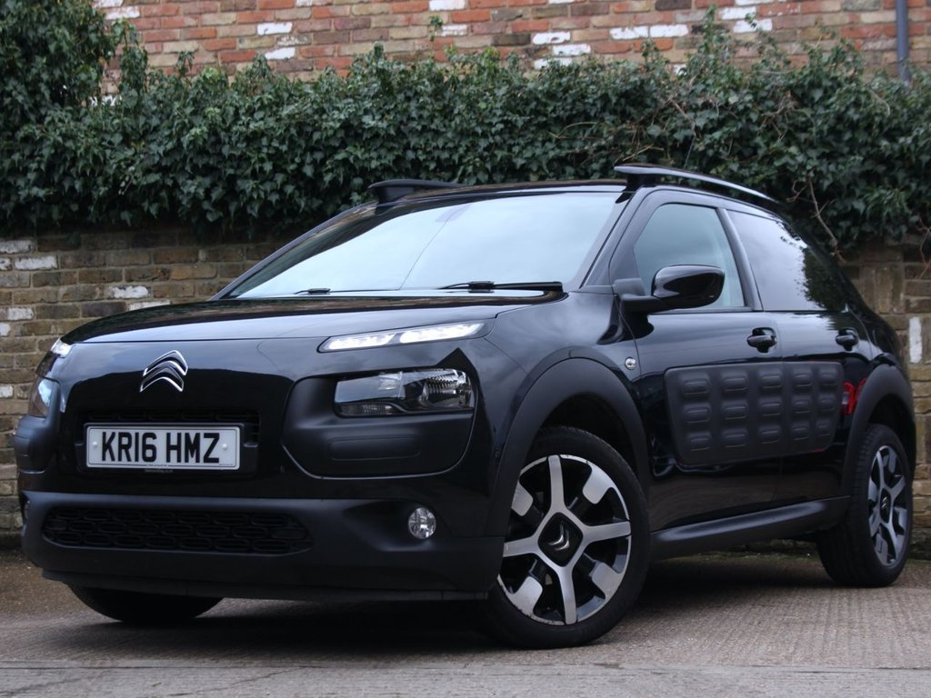 USED 2016 16 CITROEN C4 CACTUS 1.6 BLUEHDI FLAIR 5d 98 BHP