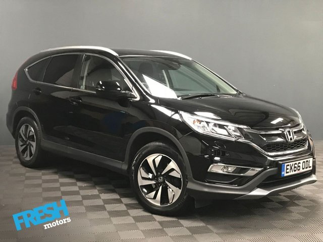 USED 2016 66 HONDA CR-V 1.6 I-DTEC SR 5d AUTO  * 0% Deposit Finance Available