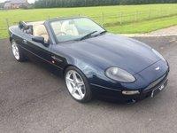 1997 ASTON MARTIN DB7 3.2 VOLANTE 2d 336 BHP £25000.00