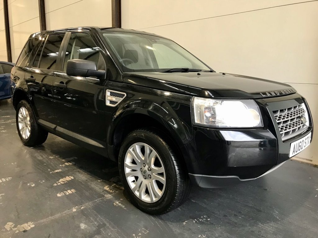 USED 2010 60 LAND ROVER FREELANDER 2.2 TD4 E S 5d 159 BHP 4x4 - Service History - TD4