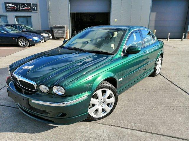 2004 54 JAGUAR X-TYPE 2.5 V6 SE 4d 195 BHP - 7,000 MILES - JAGUAR WORLD MAGAZINE FEATURE CAR - MAY/JUNE EDITION 2020