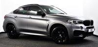 USED 2015 65 BMW X6 3.0 30d M Sport Auto xDrive (s/s) 5dr Digital Cockpit, Reverse Cam +