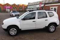USED 2014 64 DACIA DUSTER 1.5 AMBIANCE DCI 5d 109 BHP