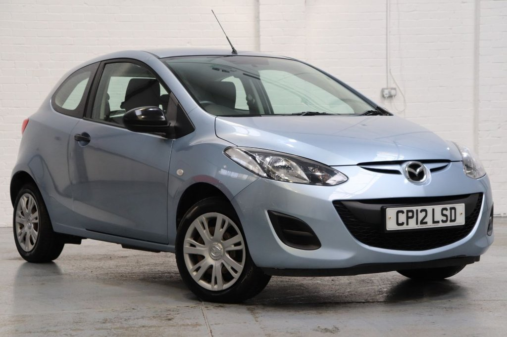 USED 2012 12 MAZDA 2 1.3 TS 3d 74 BHP Recently Serviced + Long Mot
