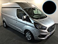 USED 2019 19 FORD TRANSIT CUSTOM 2.0 300 LIMITED P/V L2 H2 129 BHP LONG AND WHEEL BASE 4,000 MILES, LONG AND HIGH,