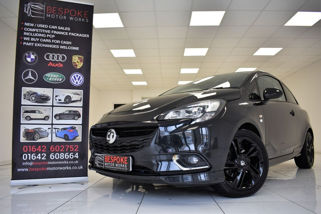 USED 2016 16 VAUXHALL CORSA 1.0 LIMITED EDITION ECOFLEX