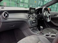 USED 2014 64 MERCEDES-BENZ GLA-CLASS 2.1 GLA200 CDI AMG Line (Premium Plus) 5dr BUY ONLINE +FREE HOME DELIVERY