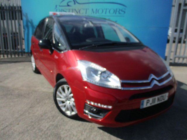 USED 2011 11 CITROEN C4 PICASSO 1.6 EXCLUSIVE HDI EGS 5d 110 BHP