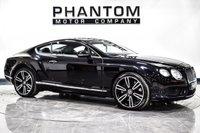 USED 2012 12 BENTLEY CONTINENTAL 4.0 GT V8 2d 500 BHP