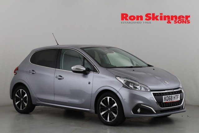 View our 2019 68 PEUGEOT 208 1.5 BLUE HDI S/S TECH EDITION 5d 101 BHP