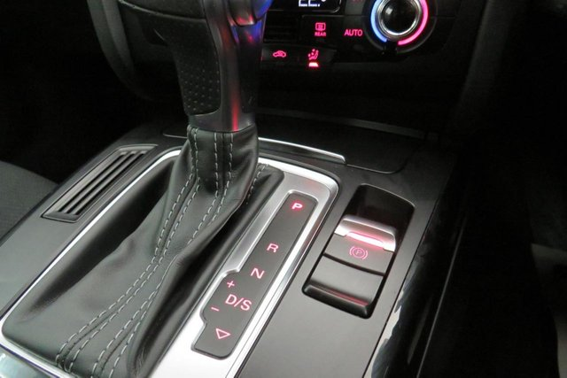 USED 2014 64 AUDI A4 2.0 TDI BLACK EDITION START/STOP 4d 148 BHP