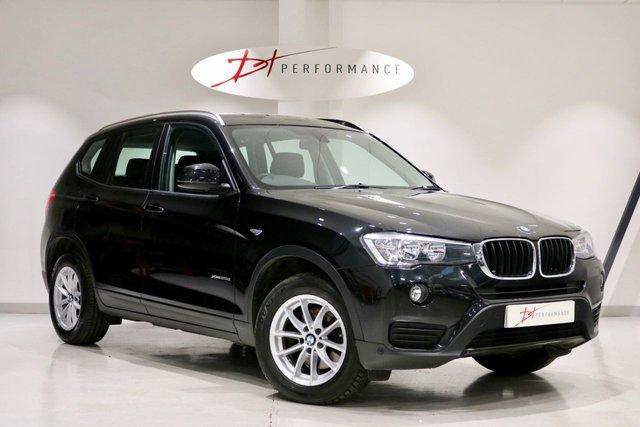 2016 66 BMW X3 2.0 XDRIVE20D SE 5d 188 BHP
