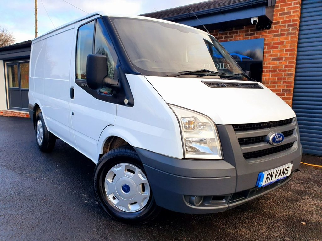 USED 2011 11 FORD TRANSIT 2.2 280 ECONETIC LR 115 BHP *** 1 OWNER - READY TO GO ***
