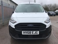 USED 2018 68 FORD TRANSIT CONNECT 1.5 TDCI 100BHP 210 LWB L2H1 ECO BLUE **LOW MILES**
