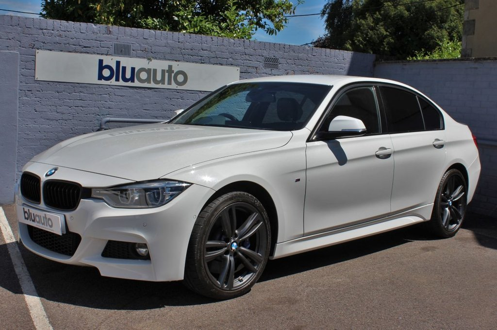 USED 2017 62 BMW 335 D 3.0 XDRIVE M SPORT 4d 308 BHP 1 Owner, Full BMW Service History, £5600 Optional Extras