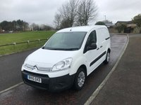 2015 CITROEN BERLINGO 850 ENTERPRISE L1 HDI NO VAT 33,000 MILES £6995.00