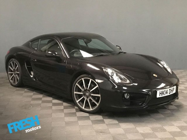 USED 2014 14 PORSCHE CAYMAN 2.7 24V PDK 2d AUTO  * Low Rate Finance