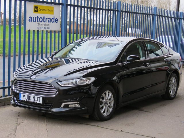 USED 2016 16 FORD MONDEO 2.0 TITANIUM ECONETIC TDCI 5dr Sat nav Bluetooth & audio Cruise Park sensors Finance arranged Part exchange available Open 7 days