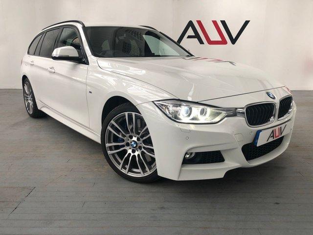 2014 14 BMW 3 SERIES 3.0 335D XDRIVE M SPORT TOURING 5d 309 BHP