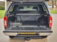 USED 2013 13 NISSAN NAVARA 2.5 DCI PLATINUM 4X4 SHR DCB 188 BHP