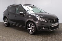 USED 2016 66 PEUGEOT 2008 1.6 BLUE HDI S/S GT LINE 5DR 120 BHP FULL SERVICE HISTORY + FREE 12 MONTHS ROAD TAX + HALF LEATHER SEATS + PANORAMIC ROOF + SATELLITE NAVIGATION + REVERSE CAMERA + PARKING SENSOR + BLUETOOTH + CRUISE CONTROL + CLIMATE CONTROL + MULTI FUNCTION WHEEL + XENON HEADLIGHTS + PRIVACY GLASS + DAB RADIO + ELECTRIC WINDOWS + RADIO/AUX/USB + ELECTRIC/HEATED DOOR MIRRORS + 17 INCH ALLOY WHEELS