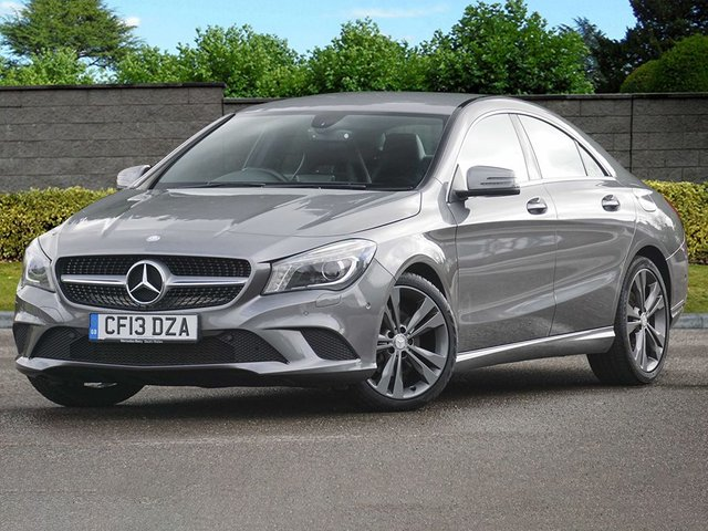MERCEDES-BENZ CLA at Tim Hayward Car Sales