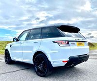 USED 2015 15 LAND ROVER RANGE ROVER SPORT 3.0 SD V6 Autobiography Dynamic 4X4 (s/s) 5dr DEPOSIT TAKEN