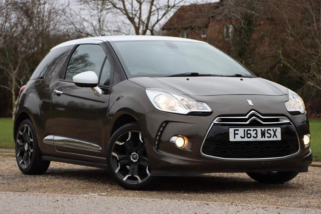 USED 2013 63 CITROEN DS3 1.6 VTi DStyle Plus 3dr Cheap to run+12 Months Mot