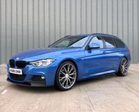 USED 2017 66 BMW 3 SERIES 2.0 320D M SPORT TOURING 5d 188 BHP
