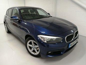 2016 BMW 1 SERIES 1.5 116D SE 5d 114 BHP £9400.00