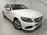 USED 2016 16 MERCEDES-BENZ C CLASS 2.1 C220 D SE EXECUTIVE 4d 170 BHP