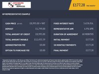 2014 ISUZU D-MAX 2.5 TD DCB 164 BHP £8995.00