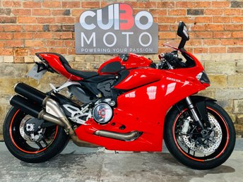 2016 DUCATI 959 PANIGALE ABS £8990.00