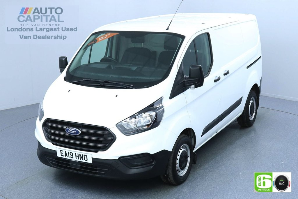 USED 2019 19 FORD TRANSIT CUSTOM 2.0 280 Base L1 H1 104 BHP Euro 6 Low Emission Finance Packages Available  Air Con  LED daytime   Voice Control   Electronic brake-force distribution (EBD)