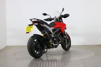 USED 2014 64 DUCATI HYPERSTRADA 821 ALL TYPES OF CREDIT ACCEPTED. GOOD & BAD CREDIT ACCCEPTED, OVER 1000 + BIKES IN STOCK