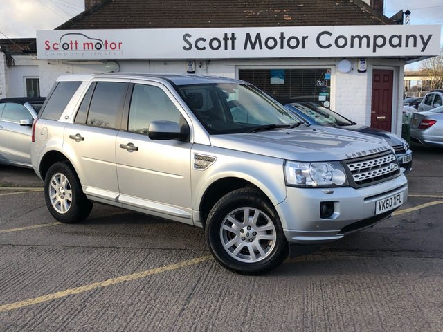 USED 2010 60 LAND ROVER FREELANDER 2.2 SD4 XS Automatic - Nav