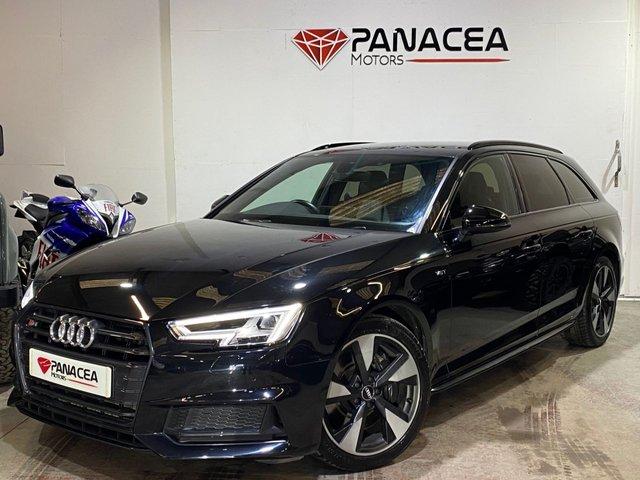 2017 17 AUDI A4 3.0 AVANT TFSI QUATTRO S4 5d 349 BHP