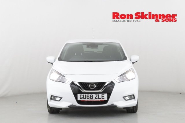 NISSAN MICRA at Ron Skinner and Sons