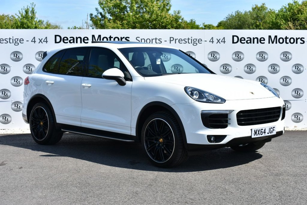 USED 2014 64 PORSCHE CAYENNE 3.0 D V6 TIPTRONIC S 5d 262 BHP FACELIFT/PANROOF