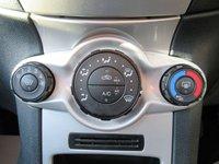 USED 2011 61 FORD FIESTA 1.2 ZETEC 5d 81 BHP FSH, BLUETOOTH, AUX/ USB INPUT